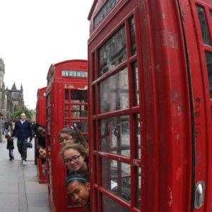 London break