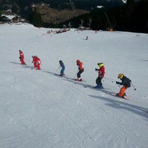 sejour ski enfant