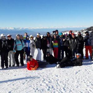Italie au bout des skis