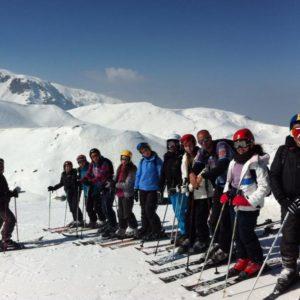 sejour ski italie enfants