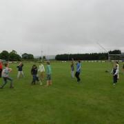Initiation football gaélique Irlande