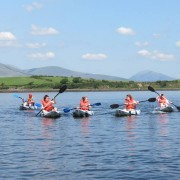 Sports nautiques en Irelande