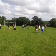 Initiation football gaélique Irlande