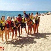 Les activités nautiques Blanes Espagne