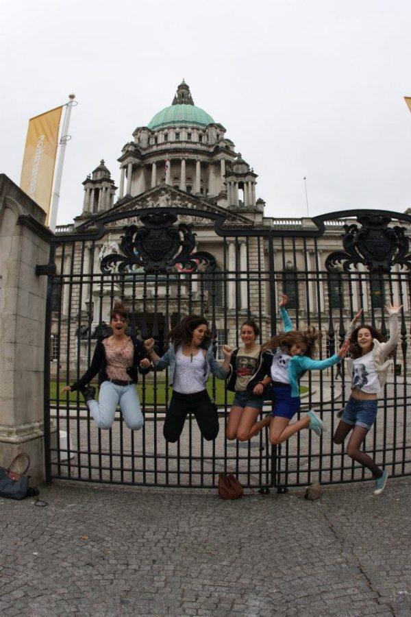 Groupe REGARDS à Dublin