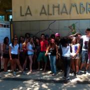 Groupe REGARDS en Andalousie