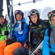 sejour ski ado