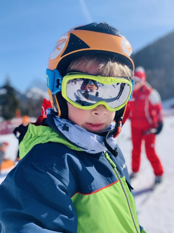 Colonie de Ski Abondance