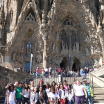 Visite Sagrada Familia groupe REGARDS