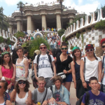 Visite Parc Guell groupe REGARDS