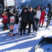 Séjour REGARDS ski et surf Morzine