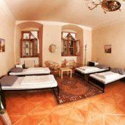 Une chambre auberge de jeunesse Prague