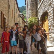 Visite de La Canourgue