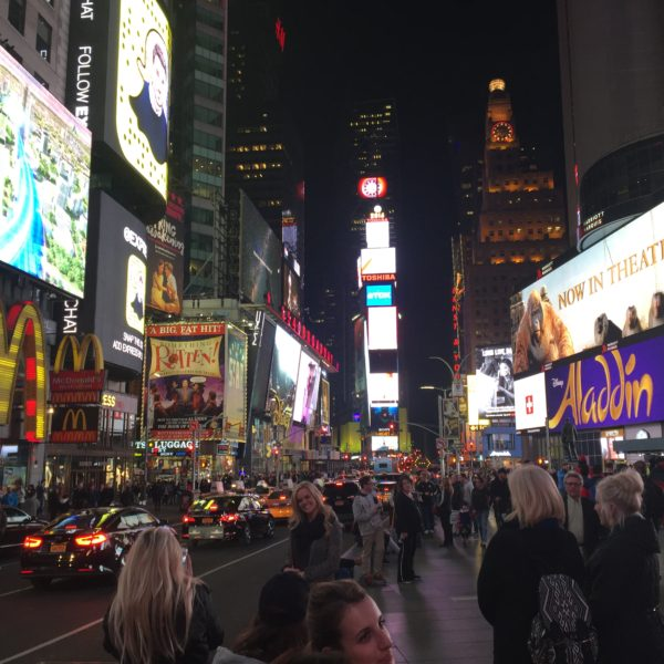 Hello New York Manhattan
