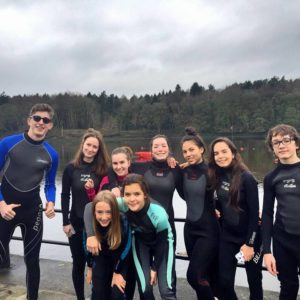 Kayak Irlande en Famille
