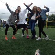 Sport collège en Irlande