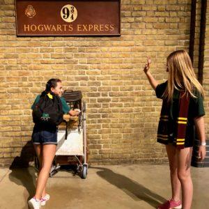 Harry Potter 9 3/4