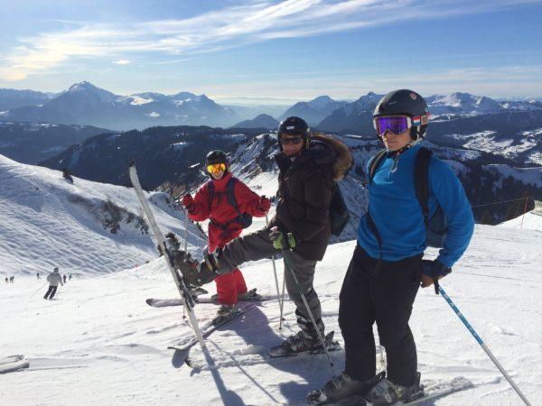 Sejour ski REGARDS